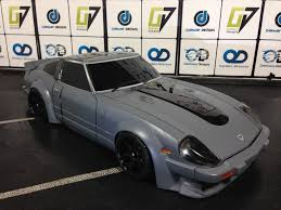 nissan 280z wide body kit oak man designs