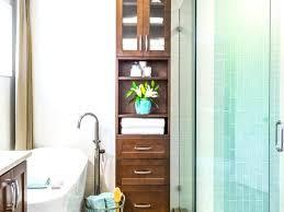 tall bathroom storage cabinets u2013 homefield
