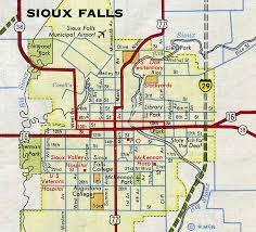 south dakota road map interstate guide interstate 229 south dakota