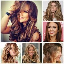 long hair color highlights dark and blonde long hair highlights