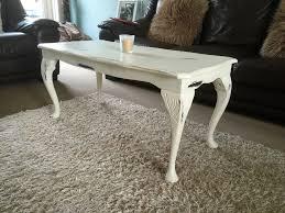 furniture antique white coffee table design ideas rectangle