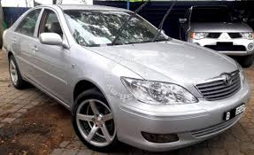 2002 toyota cars 2002 toyota camry 2 0 a sport cars for sale in bagan