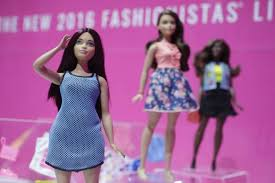 u0027curvy barbie u0027 compare average woman bbc