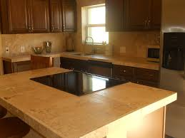 travertine countertops design ideas pros u0026 cons and cost sefa