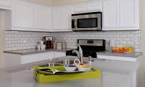 backsplash tile ideas small kitchens large concrete tile floor