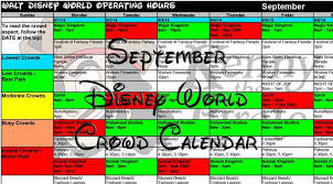 disney world park hours update for september and october 2016