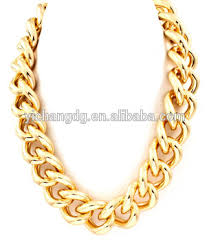 gold necklace chunky chain images Fashion dubai new gold chain design for men 18k gold chunky chain jpg