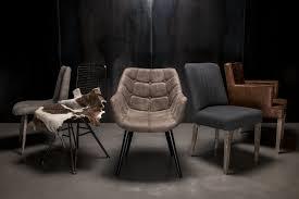 Esszimmerst Le Schwarz Leder Esszimmerstühle Modernes Design Schwarz Rheumri Com