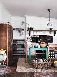 Bohemian Kitchen Design by Cherie Hausler And Damien Feuerherdt U0027s Barossa Home The Kitchen