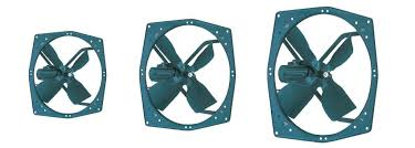 industrial exhaust fan motor ajay industries