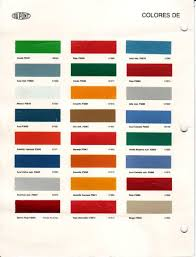 modern vespa original colour chart color codes paint codes