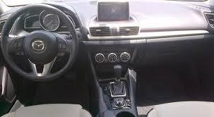 Mazda 3 Interior 2015 Road Test Review 2015 Mazda 3 Sedan In Dubai Uae Bahrain