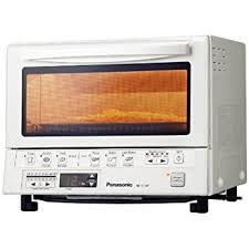 Toaster Oven Temperature Control Amazon Com Panasonic Pan Nb G110pw Flash Xpress Toaster Oven