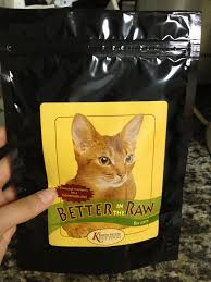 better in the raw a complete raw food diet supplement for cats
