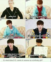 Exo Funny Memes - well only his husband knows about it the expert one d exo
