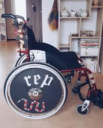 light blue jeep stiles stilinski old wheelchair