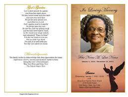 Elegant Funeral Programs Memorial Program 21 Free Free Funeral Program Template Word