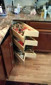 Kitchen Corner Cabinet Storage Solutions Kitchen Corner Cabinet Storage Kitchen Corner Cupboard Storage