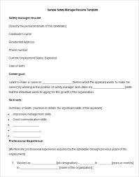 Free Resume Templates Sample Template by Resume Templates Samples Click Here To Download This