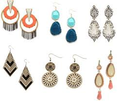 fabulous earrings accessory essentials 18 fabulous pairs of earrings for any