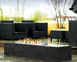 Modern Outdoor Gas Fireplace by 18 Best Outdoor Gas Fireplaces Images On Pinterest Gas