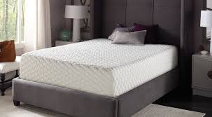 Simmons Natural Comfort Mattresses Simmons Beautyrest Studio Gel Memory Foam Mattress Costco