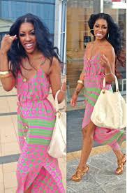what type of hair does porsha stewart wear porsha stewart maxi dress best dress pinterest maxi dresses
