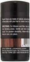 amazon com toppik hair building fibers auburn 0 11 oz luxury