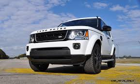 land rover lr4 white black rims hd road test review 2016 land rover lr4 hse black pack