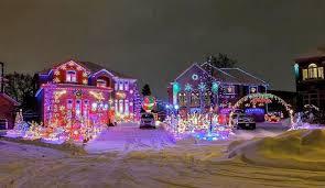 niagara falls christmas lights christmas light displays in niagara niagarafamilies com