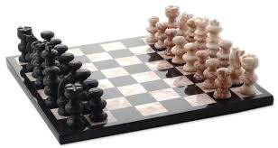 novica strength of stone u0027glorious battle u0027 chess set u0026 reviews