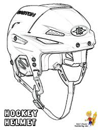 hat trick hockey coloring sheets free hockey players hockey