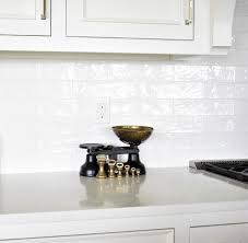NantucketInspired White Kitchen Design Backsplash Is Walker - Walker zanger backsplash