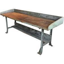 Industrial Work Table by 109 Best Industrial Vintage Furniture Images On Pinterest