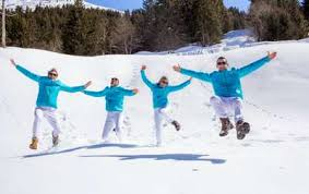 all inclusive ski resorts family ski vacation packages l club med
