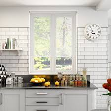 kitchen blinds ideas uk magic screen roller blinds beautiful oculus bright white 100s more