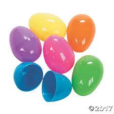 jumbo plastic easter eggs bright easter eggs