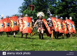 historical re enactment roman legionary soldiers soldier military