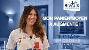 Cuisine Cagne Témoignage Client Rivalis Cathy Restauratrice Pilotage En