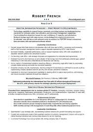 Cio Resume Examples by Download What Goes On A Resume Haadyaooverbayresort Com