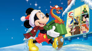 mickey u0027s magical christmas snowed in at the house of mouse