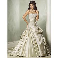 wedding dresses wi chagne length satin tulle couture wedding gowns wi