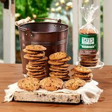 cookie gift baskets classic cookie gift basket tate s bake shop