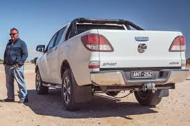 mazda bt50 mazda bt 50 2017 review off road route to the birdsville races