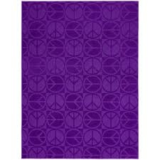 Area Rugs With Purple Garland Rug Large Peace Lime 5 Ft X 7 Ft Area Rug Cl 17 Ra 0057