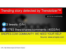 Challenge Snopes Snopes Community We Need Your Help