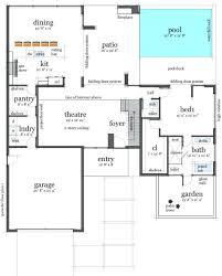open modern floor plans u2013 laferida com