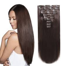 real hair extensions clip in clip in real human hair extensions 140g 10 pieces 22 moda
