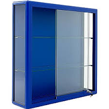 Wall Cabinet Glass Door Wall Mounted Glass Display Cabinet With Sliding Door Display
