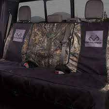 realtree switch back bench seat cover new camo seat covers